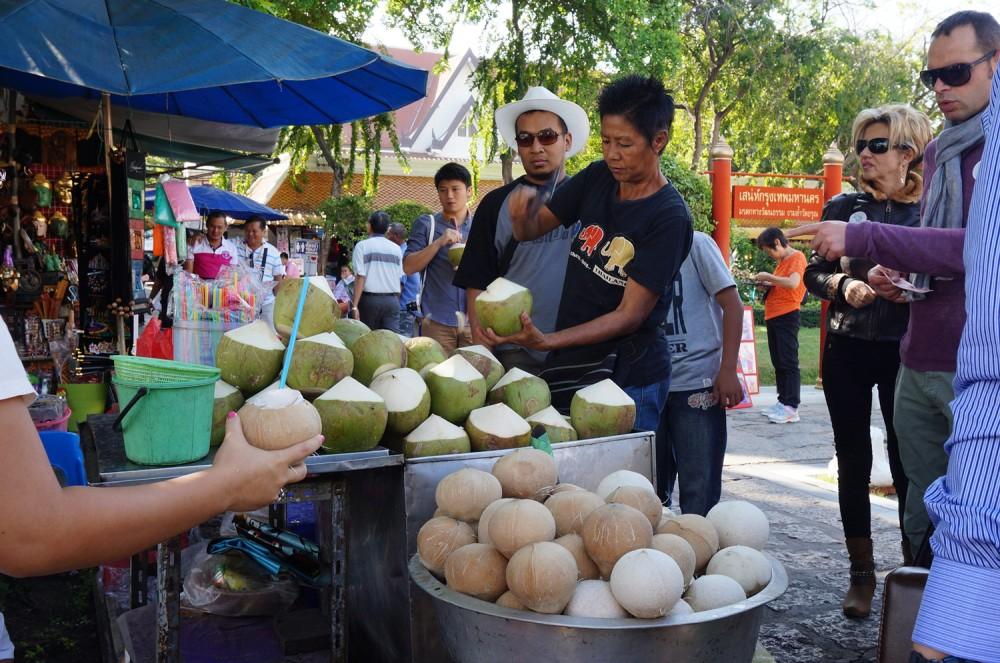 Bangkok-Coconuts